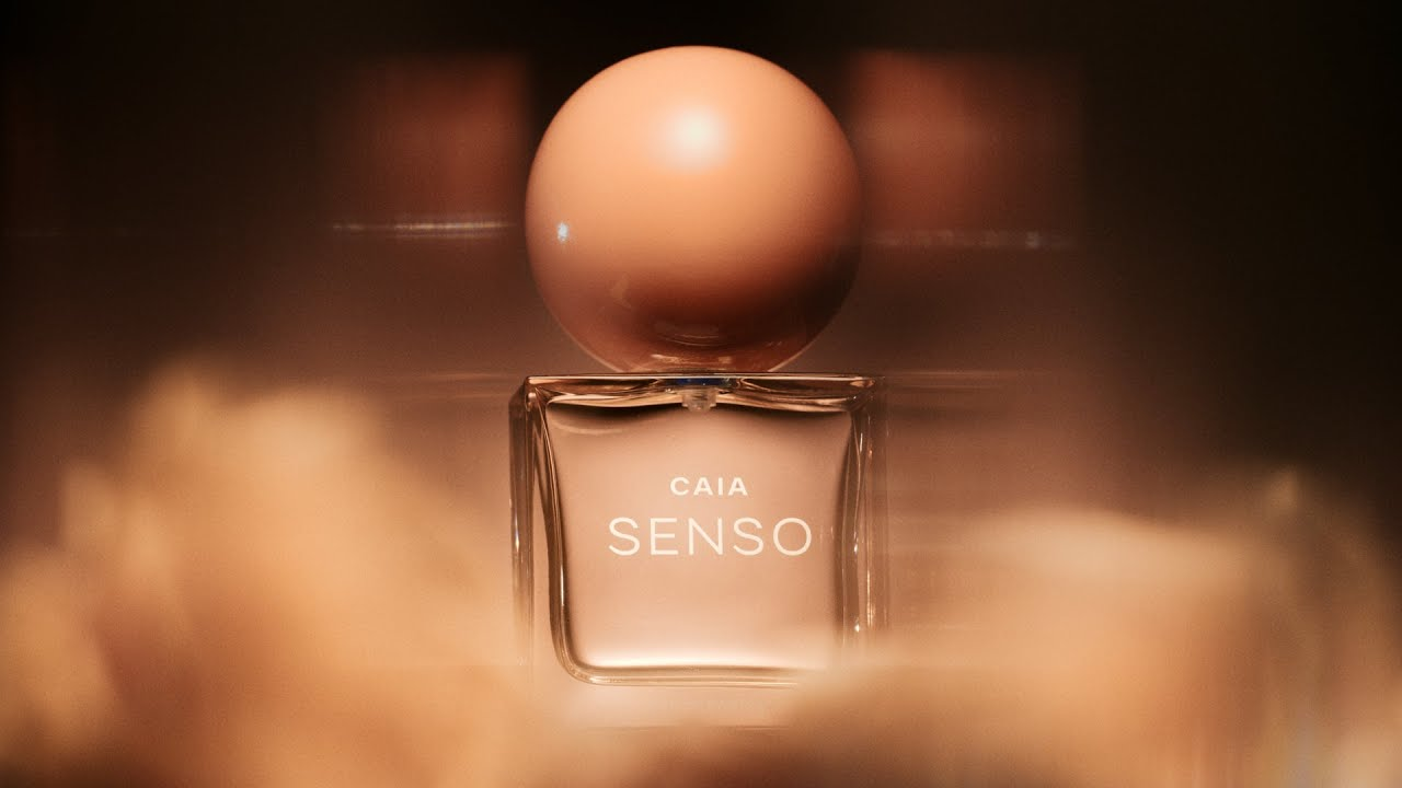 SENSO - CAIAs BRAND NEW SUMMER FRAGRANCE
