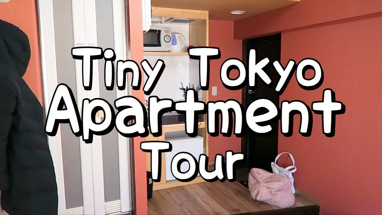 12 Square Meter Tiny Anese Apartment Tour