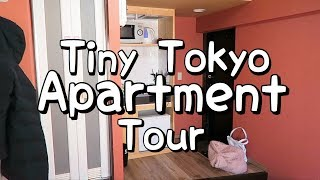 12 SQUARE METER Tiny Japanese Apartment Tour