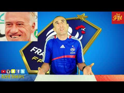 Fast-Foot France 3-1 Luxembourg