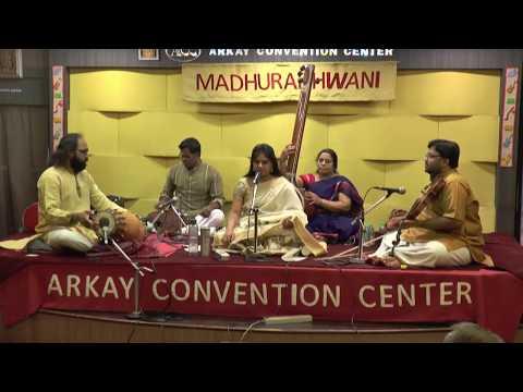 Arkay Convention VII Anniversary-Sriranjani SanthanagopalanVocal