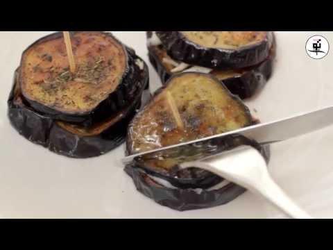 الباذنجان بالدجاج والجبن | Eggplant With Chicken And Cheese