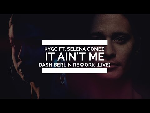Kygo ft. Selena Gomez - It Ain't Me (Dash Berlin Rework) [Live @ UMF Singapore 2017]