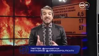 Marcelo Meloni: Los incendios en Córdoba