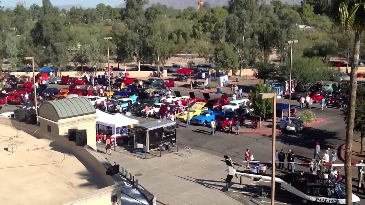 Cops Rodders Tucson Car Show YouTube - Car show tucson today