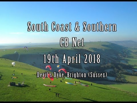 South Coast & Southern CB net | 19/01/2018 | 163 Division Calling!