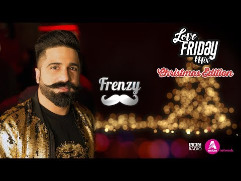 Love Friday Mix Vol. 2  |  DJ FRENZY  |  Christmas Edition  |  Latest Punjabi Mix 2018