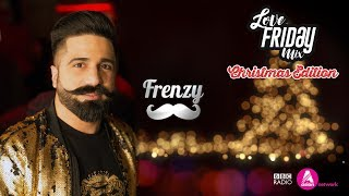 Love Friday Mix Vol. 2  |  DJ FRENZY  |  Christmas Edition  |  Latest Punjabi Mix 2018