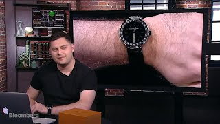 Gadgets With Gurman - LV's Android Watch