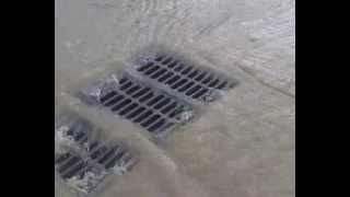 пгт. Сарата(Спустя около полутора часа после ливня, вода убывает., 2013-07-06T13:25:36.000Z)