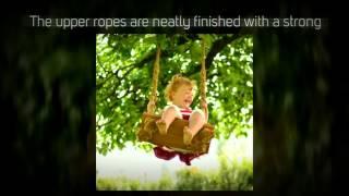 Rosedale Swing Company Otter Tree Swing