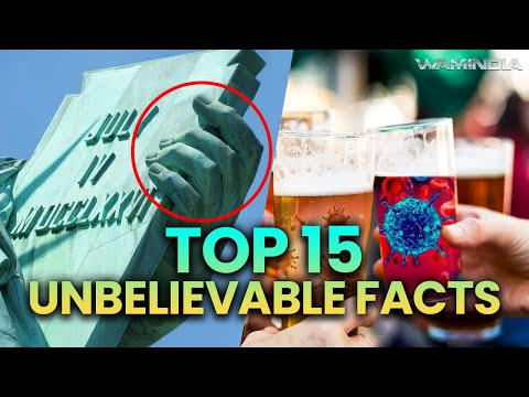 Top 15 Unbelievable and Amazing (Interesting) Facts To Blow Your Mind By Infocaps