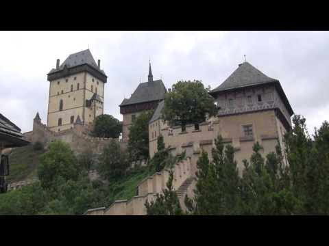 Чехия: Замок Карлштейн - Замок Кршивоклат - Град Раби - Орлик