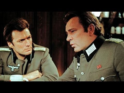 Brian Trenchard-Smith on WHERE EAGLES DARE