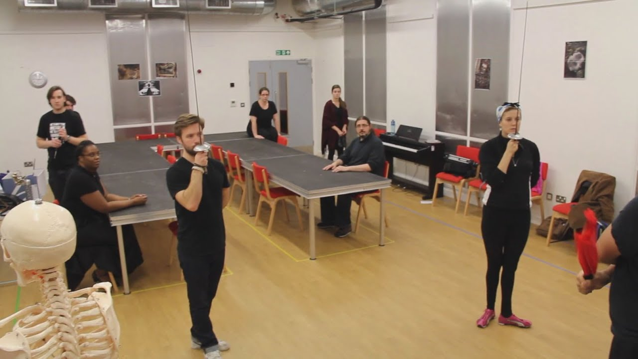 MFA Acting The British Tradition at Birmingham City University