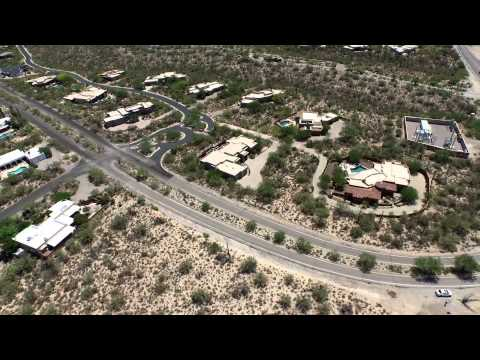 Aerial View of LDS Church Property at Ina & Skyline