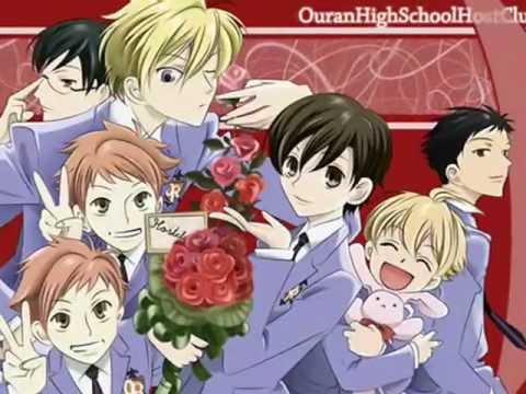 Ouran High School Host Club Opening Full