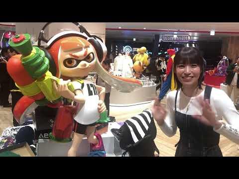 NintendoTOKYO(ニンテンドートウキョウ)内覧会動画予告編/Nintendo TOKYO preview movie trailer with English subtitles