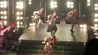 FULL Brand New Song BABYMETAL-WORLD PREMIER Live- Kansas City 2018 Elevator Girl