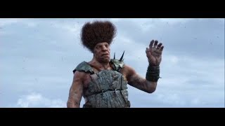 Jack The Giant Slayer 2013 Telugu Dubbed Movie Funny Clip