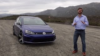 Prueba Volkswagen Golf R 2015 (Español)