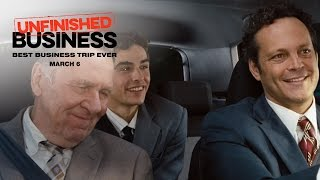 "Unfinished Business | ""Work Hard, Play Harder"" TV Commercial [HD] 