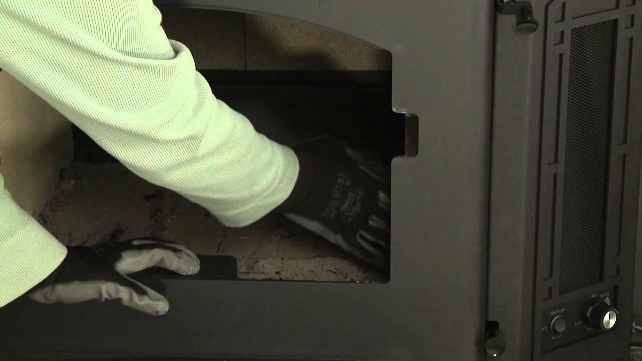 quadra fire 2700i 4100i 5100i wood inserts maintenance video