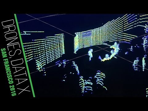 Velodyne LiDAR 3D Mapping System for Drones