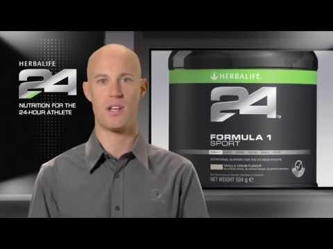 Protein - Herbalife 24 Formula 1 Sport Nutrition Protein Shake