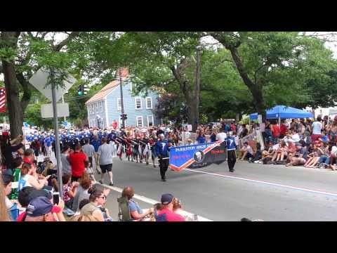 Bristol, RI, Parade July 4th 2015 Part Five