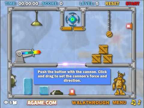 Crash The Robot Explosive Edition Games