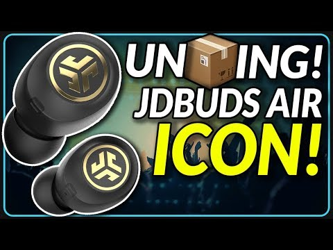 JLab JBuds Air Icon | Unboxing and First Impressions!