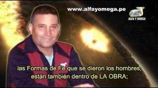 La Voz del Divino Maestro 1. EL ALFA Y LA OMEGA. Divino Luis Antonio Soto Romero.
