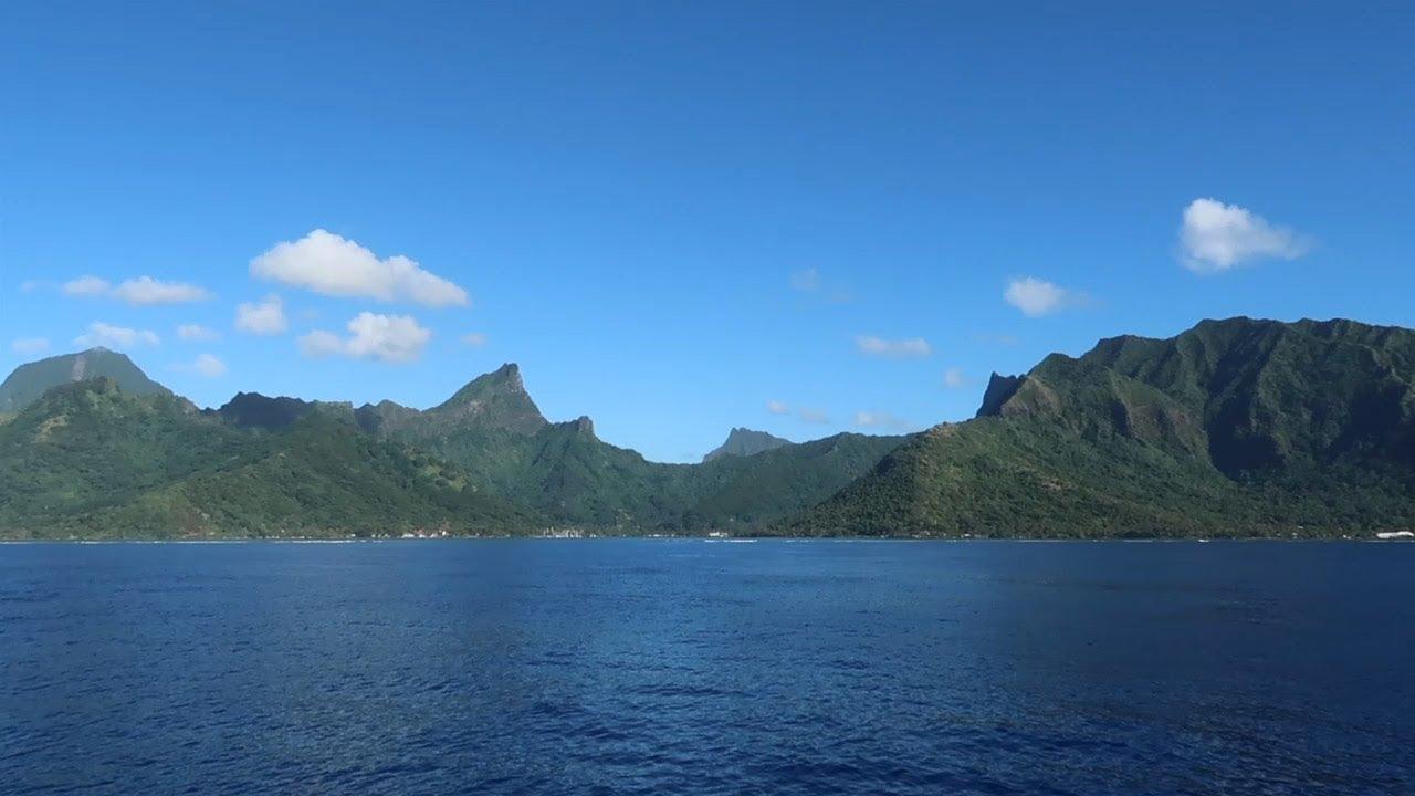 Vlog 1: Arrivée en Polynésie Française!!