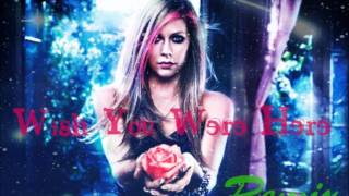 Avril Lavigne- Wish You Were Here [Remix] + Download Link