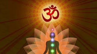 DEEP MEDITATION, POSITIVE ENERGY, IMPROVE AURA,  STRESS RELIEF, YOGA, RELAXATION  : 108 OM CHANTS