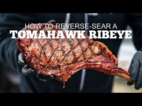 How to Grill a Tomahawk Ribeye