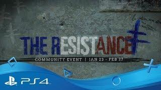 Call of Duty: WWII - Evénement La Résistance | 23 janvier | PS4