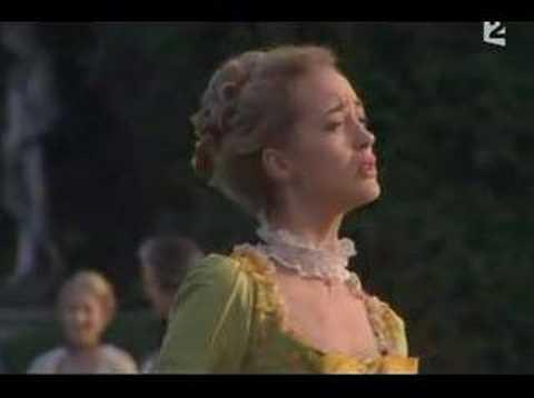 Madame de pompadour - teatrale