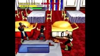 Dynamite Cop (Dreamcast) Full Playthrough