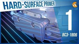 Intro to Hard Surface Vehicle Modeling - BC3-1806 - Week 1