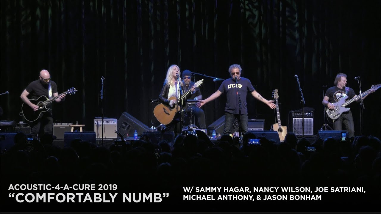 Acoustic-4-A-Cure VI 5/15/19 @ The Fillmore - Sammy Hagar with TOM