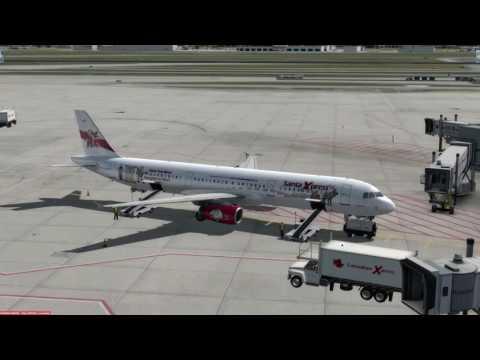 Airbus A321-232 Toronto (CYYZ) to Calgary (CYYC) P3D v3.3