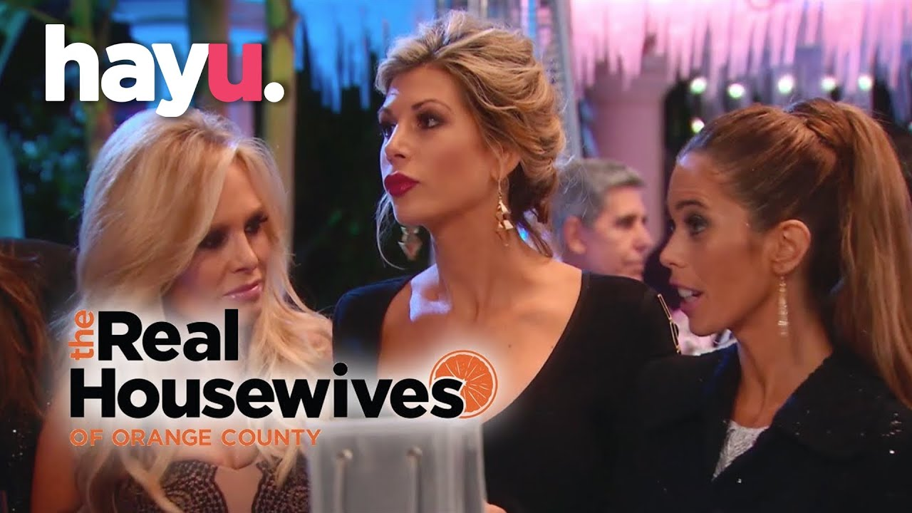 Lydia Rips At Slade The Real Housewives Of Orange County