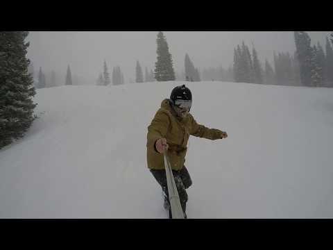 Snowmass Blizzard 2018 Snowboarding Aspen