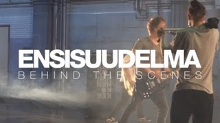 "Kekkonen - ""Ensisuudelma"" [BEHIND THE SCENES]"