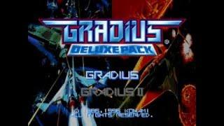 PSX ► PS1 ► Gradius Deluxe Pack