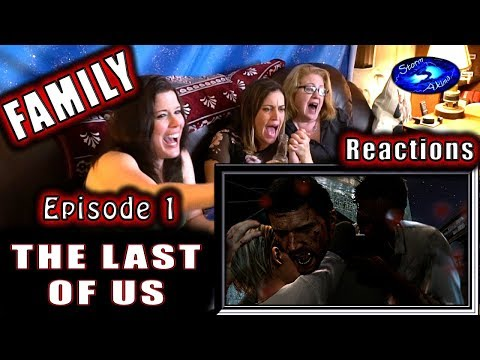 THE LAST OF US | FAMILY Reactions | Episode 1