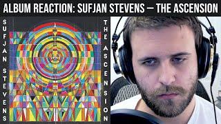 FIRST REACTION: The Ascension — Sufjan Stevens