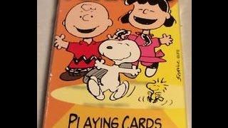 Peanuts Deck Review